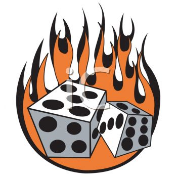 Tattoo Designs Dice