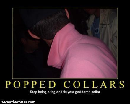pop collar