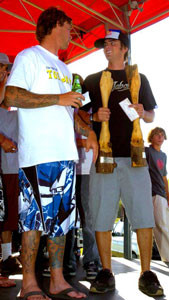 2004 Byerly Toe Jam Awards