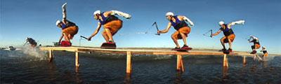 Leif Erkkila Backside Boardslide