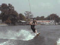 Toeside Wake Jump #2