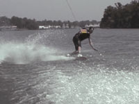Toeside Wake Jump #5