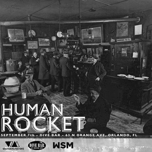 Human Rocket Flyer